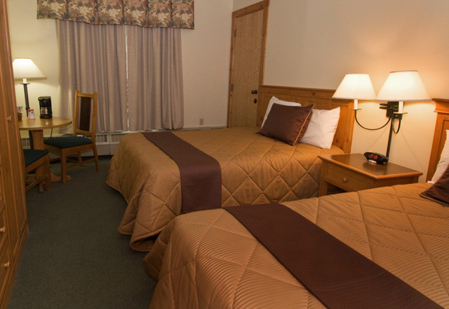 Riverview Rooms