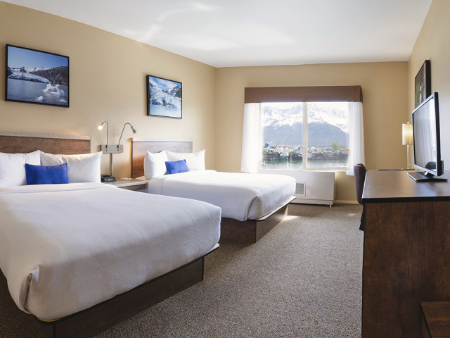 Harbor View Rooms