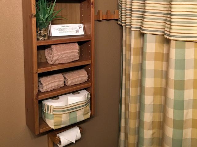 Resurrection Peak Room with Shared Bathroom