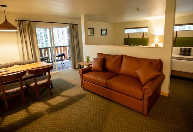 Premium Suite with Deck