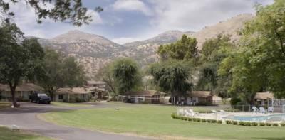 Lazy J Ranch Motel