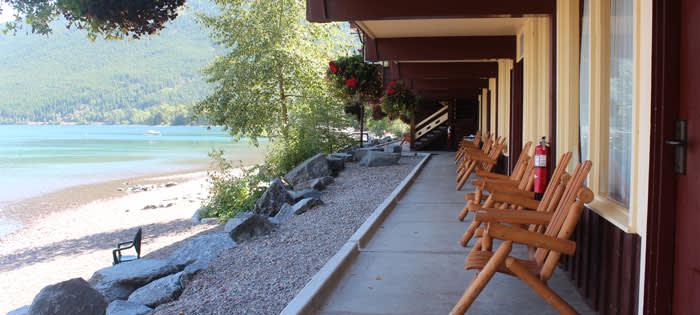 Village Inn At Apgar Glacier National Park