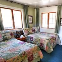 Duplex Bath Cabin