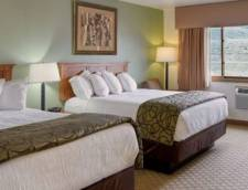 Standard Room - River View - Two Queen Beds