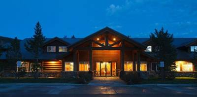 Headwaters Lodge at Flagg Ranch