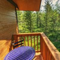 Lofted Cabin Deck