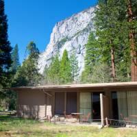 Yosemite Valley Lodge Exterior