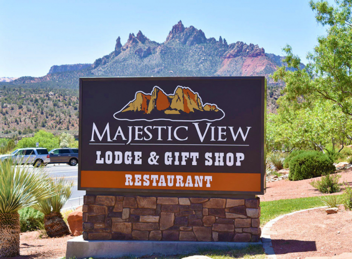 Majestic View Lodge Zion National Park