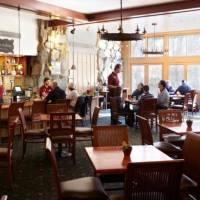 The Bar at the Ahwahnee Hotel