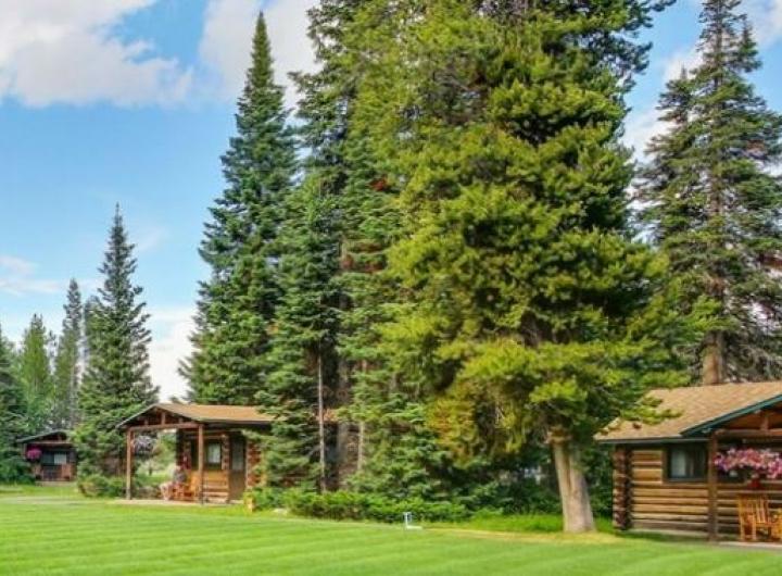 Jenny Lake Lodge Grand Teton National Park