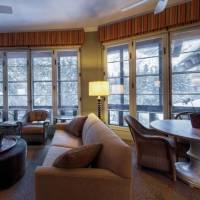 Ahwahnee Hotel Sunroom Suite