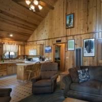 Wawona Cabin - Interior