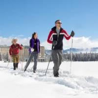 Fairmont Chateau Lake Louise Skiing