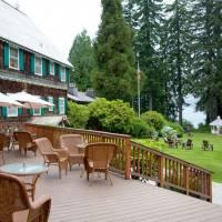 Lake Quinault Lodge Exterior