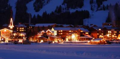 Teton Mountain Lodge