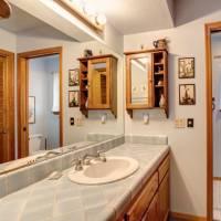Quail Meadow - Master Bathroom