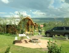 Deluxe Cabin (with Bathroom) - Sleeps 4