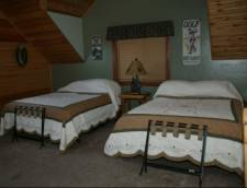 Deluxe Rooms with Two Queen Beds