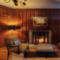 Ahwahnee Hotel Library Suite