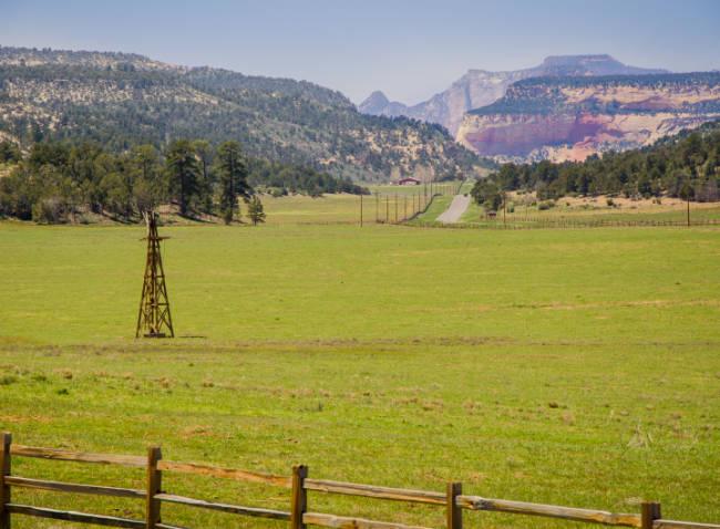 Zion Mountain Ranch Zion National Park