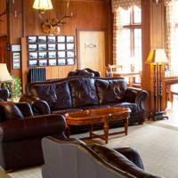 Lake Quinault Lodge Lobby