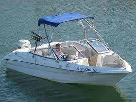 19' Ski Boat