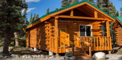 Denali Tri Valley Cabins