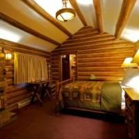 One Room Rustic Log Cabins