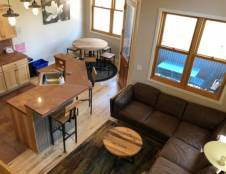 Two Bedroom Townhouse + Loft  (Sleeps 6)