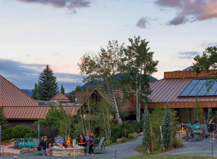 The Ridgeline Hotel Estes Park Rocky Mountain National Park