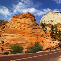 Zion Canyon Scenic Drive