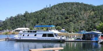 Select Your Lake Oroville Houseboat