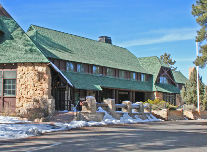 Bryce Canyon Lodge Bryce Canyon National Park