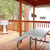 Harmony Villa - Deck with Ourdoor Furniture and Grill