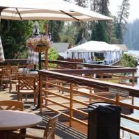 Pines Resort at Bass Lake Patio