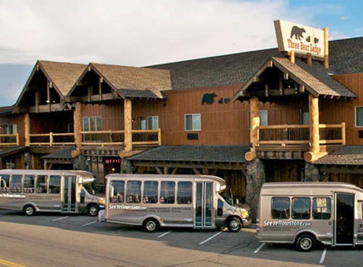 Three Bear Lodge | Yellowstone National Park