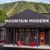 Mountain Modern Motel