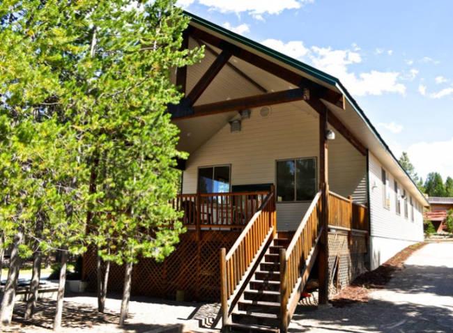 Sawtelle Mountain Resort Yellowstone National Park