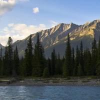 Kootenay National Park & Vermilion River