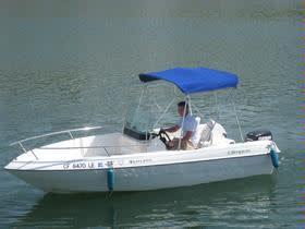 17' Champion Fishing Boat
