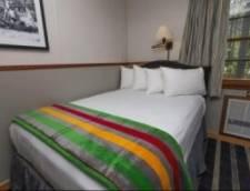 Pinetop Motel Room