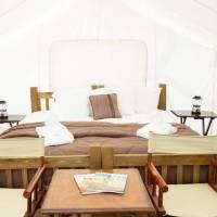 Bedroom - Safari Tent