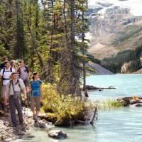 Fairmont Chateau Lake Louise Hiking