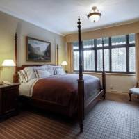 Guest Rooms at Ahwahnee Hotel