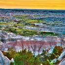 History of Badlands National Park