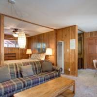 Pine Crest - Separate Living Quarters with Living Room, Dining Area and Bedroom