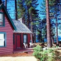 Two Bedroom, Two Story Chalet