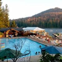 Pines Resort at Bass Lake Pool