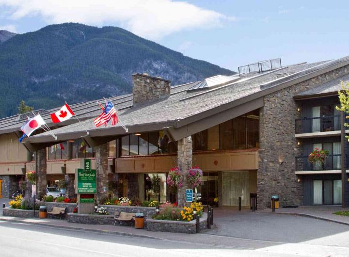 Banff Park Lodge Banff National Park