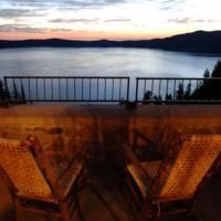 Crater Lake Lodge View